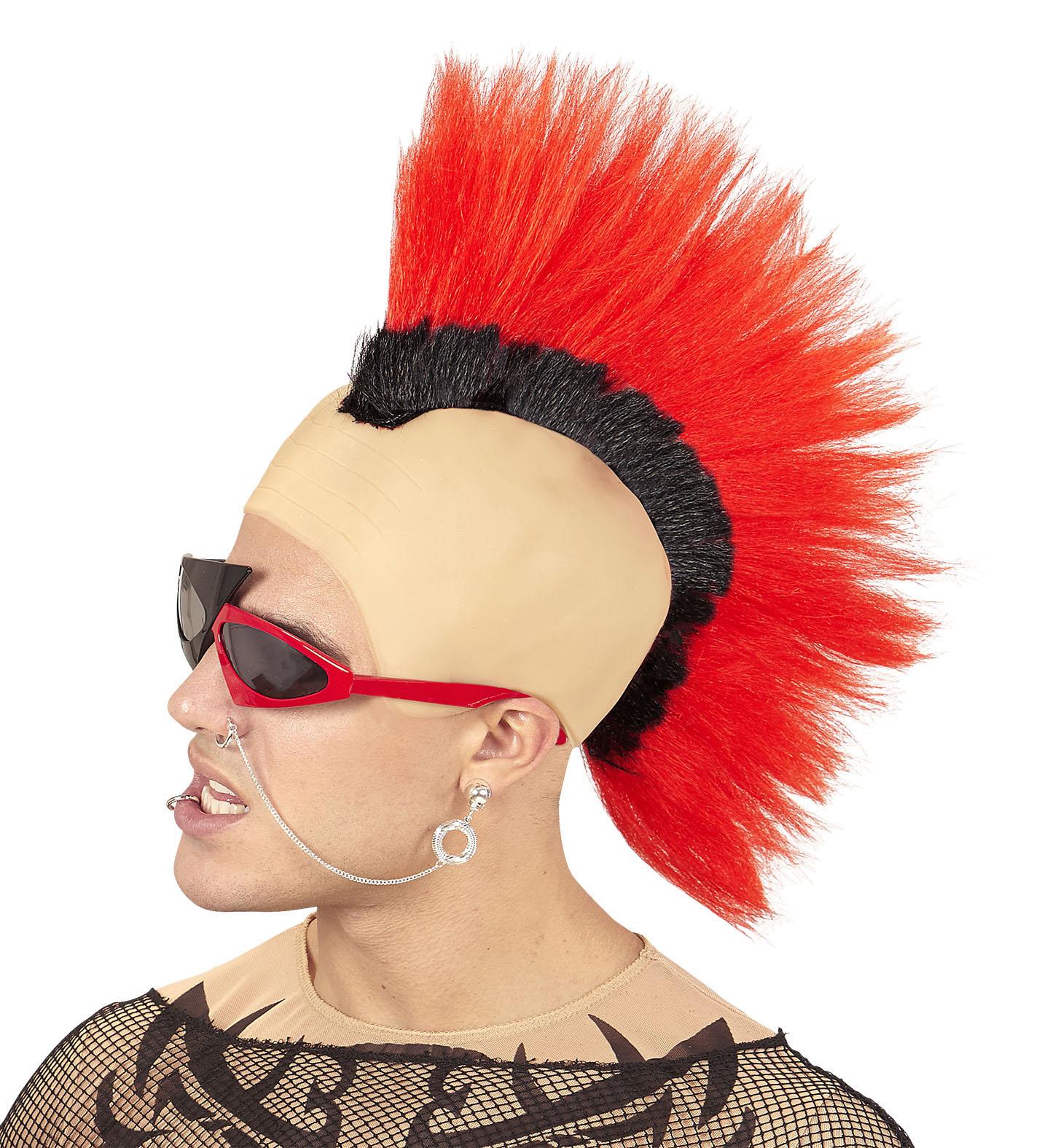 Punk Headpiece Fancy Dress Accessory