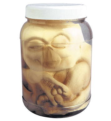 ALIEN EMBRYO JAR