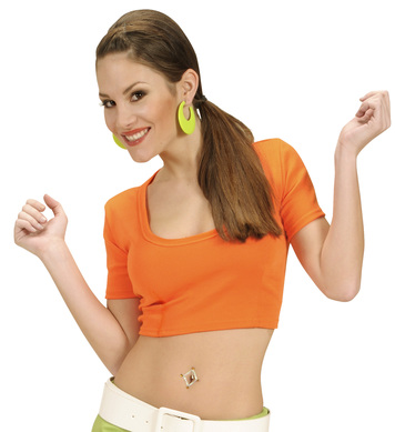COTTON TOP - ORANGE