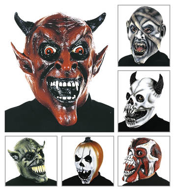 MONSTER MASK - 6 styles