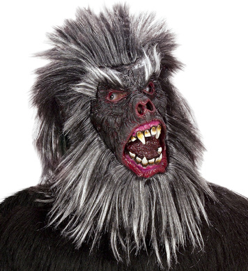 GORILLA MASK PLUSH