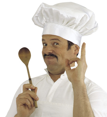 FABRIC COOK/CHEF HAT