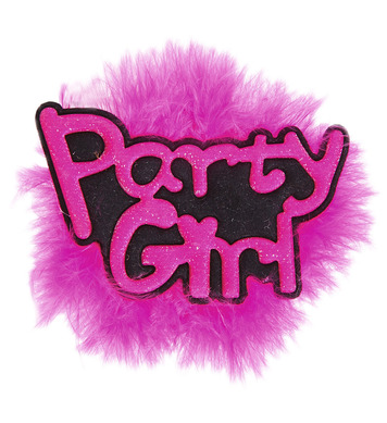 PARTY GIRL BROOCHES