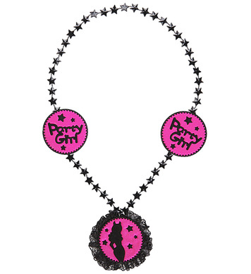 PARTY GIRL NECKLACE