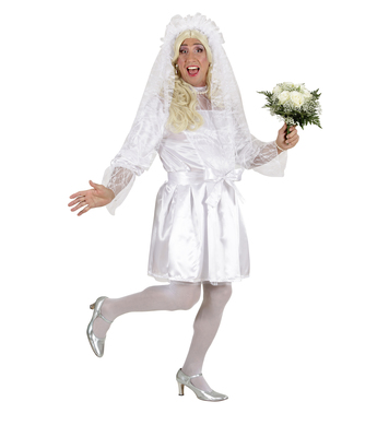 MALE BRIDE - XL (dress belt veil)