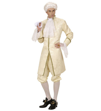 CASANOVA (jacket pants jabot shoe buckles)