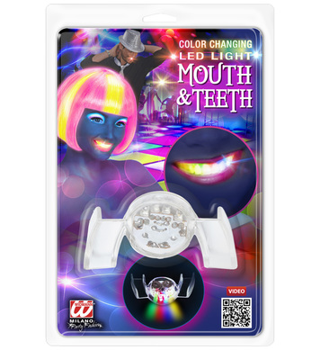 LIGHT-UP MOUTH