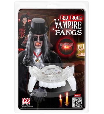 LIGHT-UP VAMPIRE TEETH