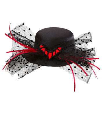 BAT MINI TOP HAT