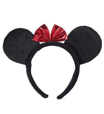 LADY MOUSE EAR HEADBAND