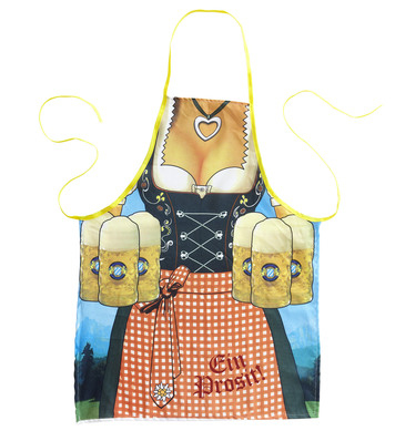 BAVARIAN WOMAN APRON