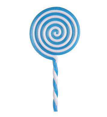 LOLLIPOP 22 cm - blue
