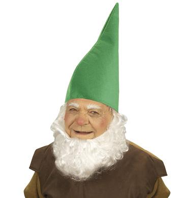 GNOME HAT - GREEN