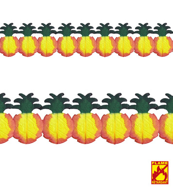 PINEAPPLE GARLAND 4 m