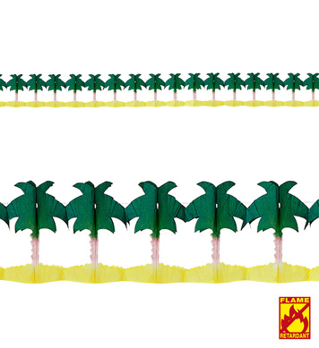 PALM TREE GARLAND 4 m