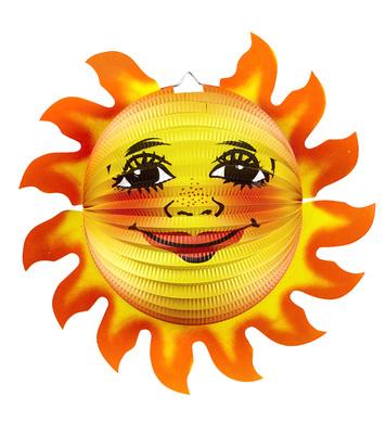 SUN LAMPION 36cm