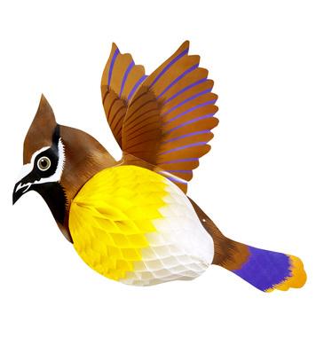 HONEYCOMB BIRD 40cm