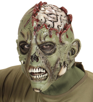 BRAIN SURGERY ZOMBIE - FULL HEAD MASK