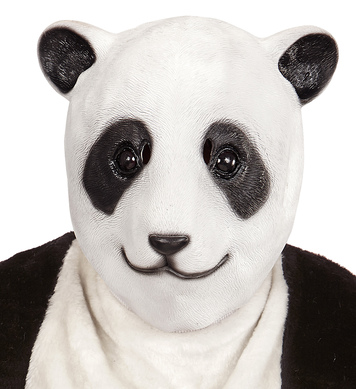 FULL HEAD MASK - PANDA