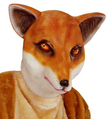 FULL HEAD MASK - FOX