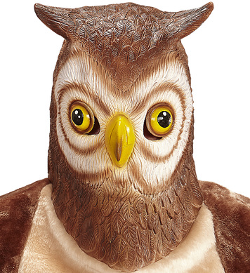 FULL HEAD MASK - OWL