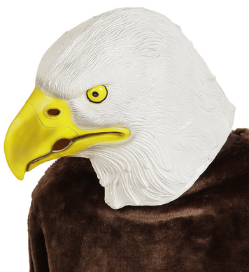 FULL HEAD MASK - EAGLE