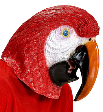 FULL HEAD MASK - PARROT
