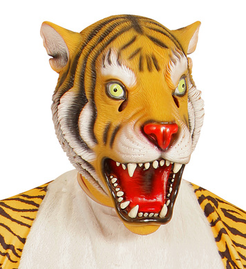 FULL HEAD MASK - TIGER