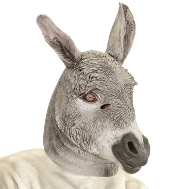 FULL HEAD MASK - DONKEY