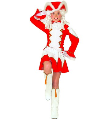 MAJORETTE RED Childrens