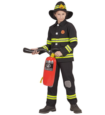 FIREFIGHTER (coat,pants,helmet) Childrens