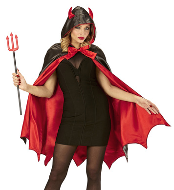 DEVIL (Hooded cape)