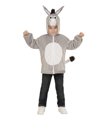 PLUSH DONKEY (hoodie with mask) Childrens