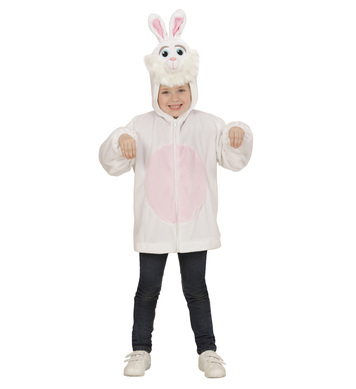 PLUSH BUNNY (hoodie with mask) Childrens