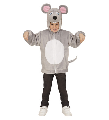 PLUSH MOUSE (hoodie with mask) Childrens