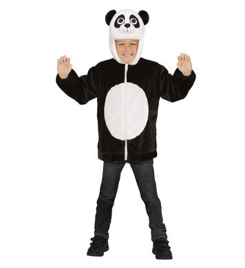 PLUSH PANDA (hoodie with mask) Childrens