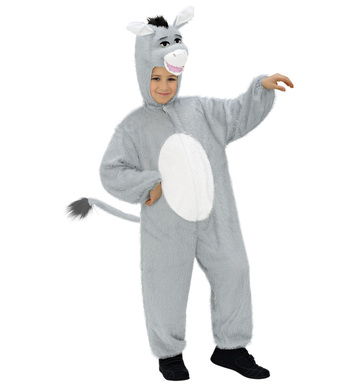 PLUSH DONKEY (hooded jumpsuit with mask) Childrens