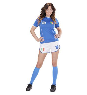 ITALY SOCCER GIRL (shirt shorts)