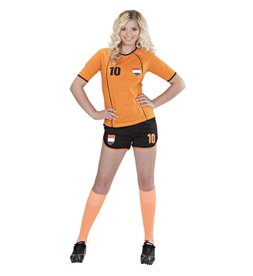 HOLLAND SOCCER GIRL (shirt shorts)
