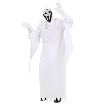 GHOST (robe hooded mask)