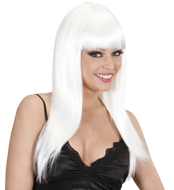 BEAUTIFUL WIG - WHITE