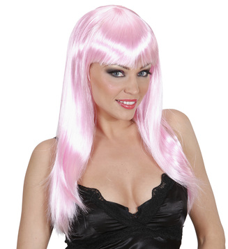BEAUTIFUL WIG - PINK
