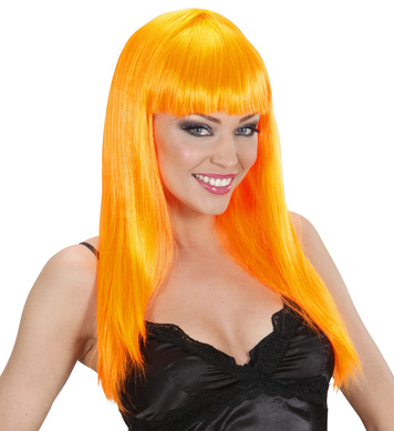 BEAUTIFUL WIG - ORANGE