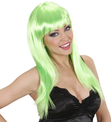 BEAUTIFUL WIG - GREEN