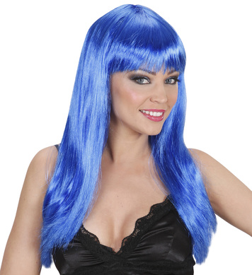 BEAUTIFUL WIG - BLUE