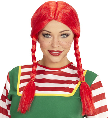 WENDY WIG RED