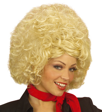 COUNTRY DIVA WIG BLONDE