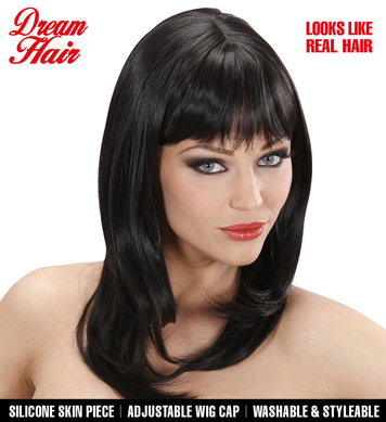 ASHLEY WIG - BLACK (DREAM HAIR)