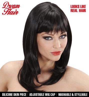 ASHLEY WIG - BLACK (DREAM HAIR)