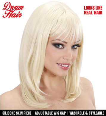 ASHLEY WIG - BLONDE (DREAM HAIR)